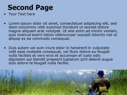 Fisher PowerPoint Template Slide 2