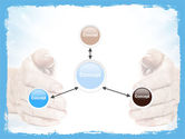 Heaven Light PowerPoint Template#14