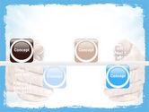 Heaven Light PowerPoint Template#19