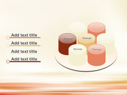 Pastel Lines PowerPoint Template Slide 12