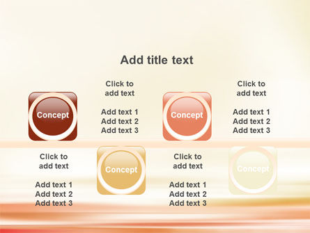 Pastel Lines PowerPoint Template Slide 18