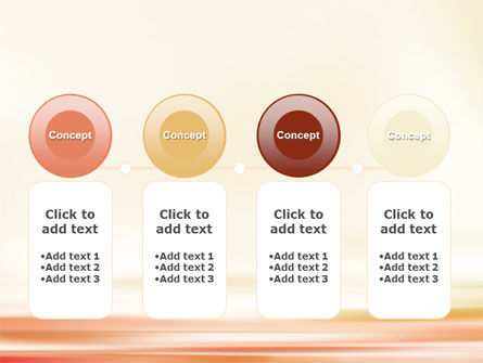 Pastel Lines PowerPoint Template Slide 5