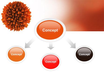 Urban Globe PowerPoint Template, Slide 4, 06737, 3D — PoweredTemplate.com
