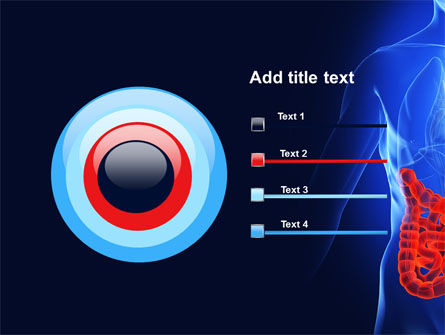 Intestines PowerPoint Template Slide 9