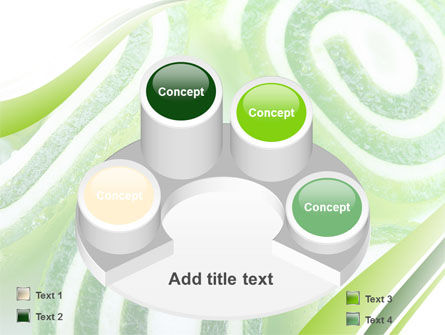 Jelly Candy PowerPoint Template Slide 12