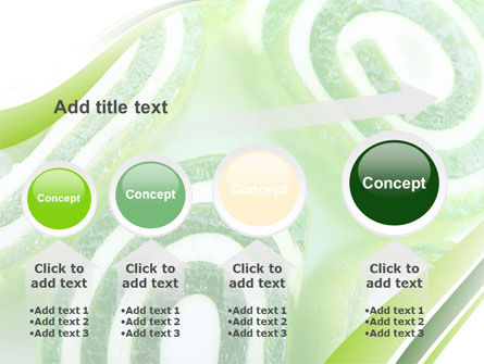 Jelly Candy PowerPoint Template Slide 13