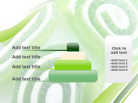 Jelly Candy PowerPoint Template Slide 8