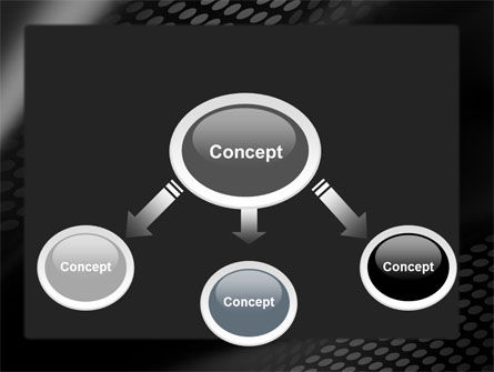 Tire Theme PowerPoint Template, Slide 4, 06752, Technology and Science — PoweredTemplate.com