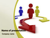 Business Concepts: Life Choices PowerPoint Template #06753