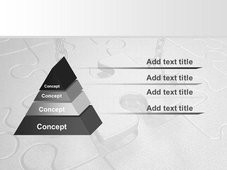 Jigsaw Adjustment PowerPoint Template Slide 12