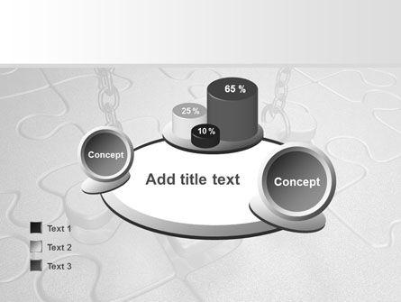 Jigsaw Adjustment PowerPoint Template Slide 16