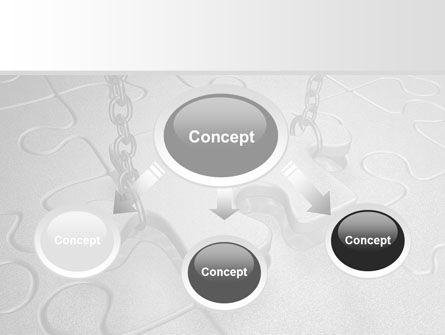 Jigsaw Adjustment PowerPoint Template Slide 4