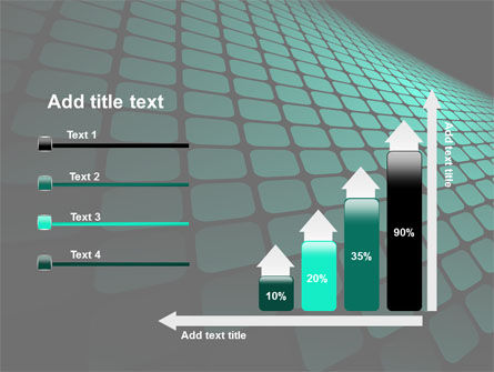 Green Grid Theme PowerPoint Template Slide 8
