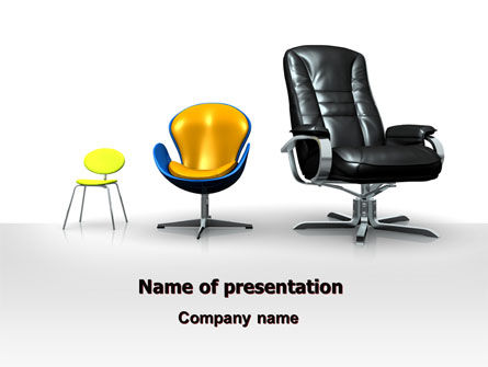 From Callboy To President PowerPoint Template