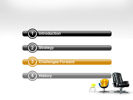 From Callboy To President PowerPoint Template, Slide 3, 06763, Business Concepts — PoweredTemplate.com