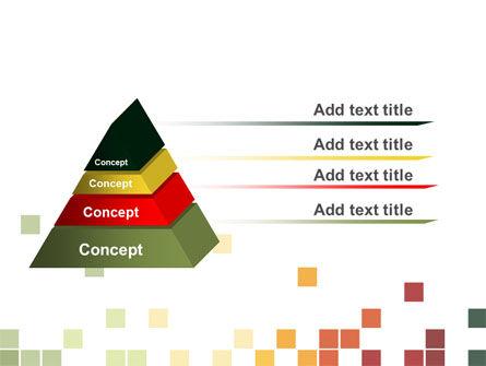Pixel Mosaic PowerPoint Template Slide 12