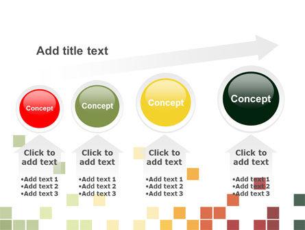 Pixel Mosaic PowerPoint Template Slide 13