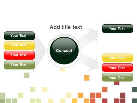Pixel Mosaic PowerPoint Template Slide 14