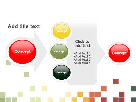 Pixel Mosaic PowerPoint Template Slide 17