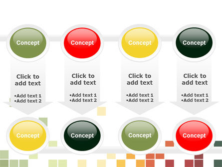 Pixel Mosaic PowerPoint Template Slide 18