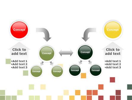 Pixel Mosaic PowerPoint Template Slide 19