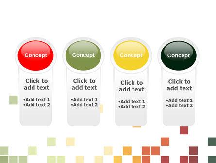 Pixel Mosaic PowerPoint Template Slide 5