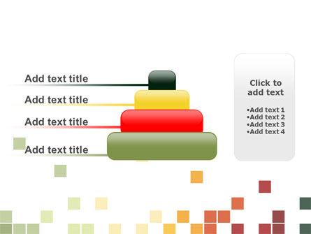 Pixel Mosaic PowerPoint Template Slide 8