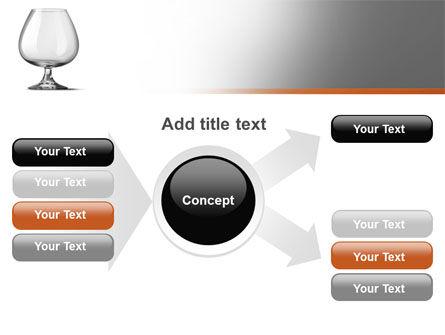 Cognac Glass PowerPoint Template Slide 14