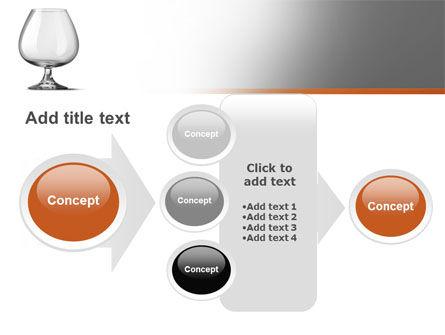 Cognac Glass PowerPoint Template Slide 17