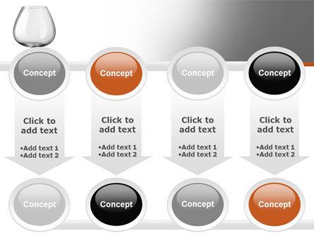 Cognac Glass PowerPoint Template Slide 18
