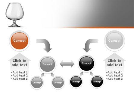 Cognac Glass PowerPoint Template Slide 19