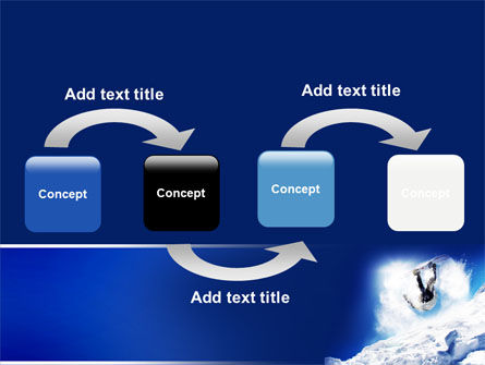 Snowboarding Tricks PowerPoint Template Slide 4