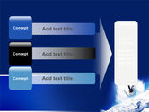 Snowboarding Tricks PowerPoint Template#12