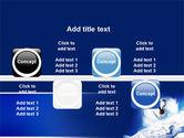 Snowboarding Tricks PowerPoint Template#19