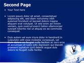 Snowboarding Tricks PowerPoint Template#2