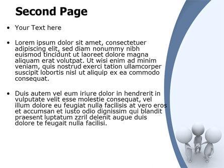 Arrangement PowerPoint Template, Slide 2, 06771, Consulting — PoweredTemplate.com