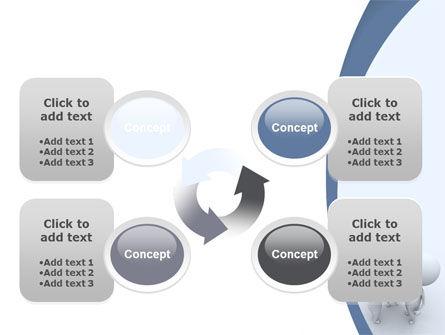 Arrangement PowerPoint Template Slide 9