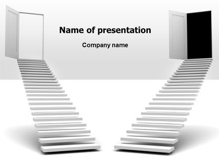 Alternatives PowerPoint Template, 06773, Consulting — PoweredTemplate.com