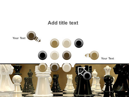 Chess Figures PowerPoint Template Slide 10
