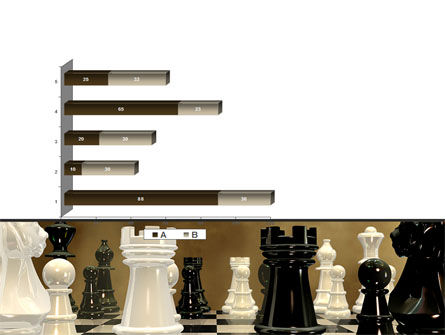 Chess Figures PowerPoint Template Slide 11