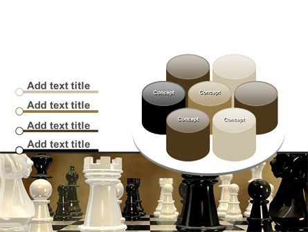 Chess Figures PowerPoint Template Slide 12