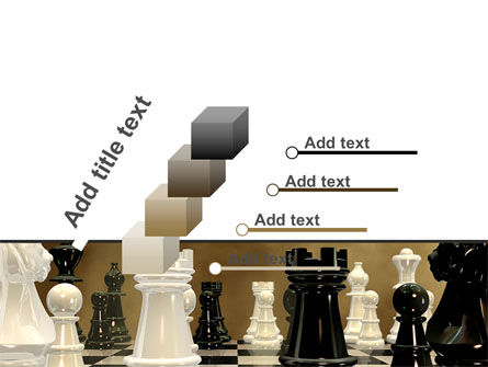 Chess Figures PowerPoint Template Slide 14