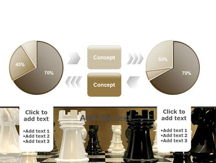 Chess Figures PowerPoint Template Slide 16