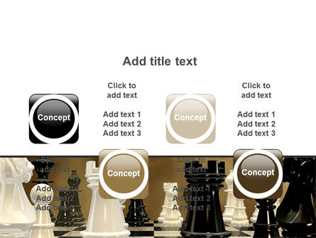 Chess Figures PowerPoint Template Slide 18