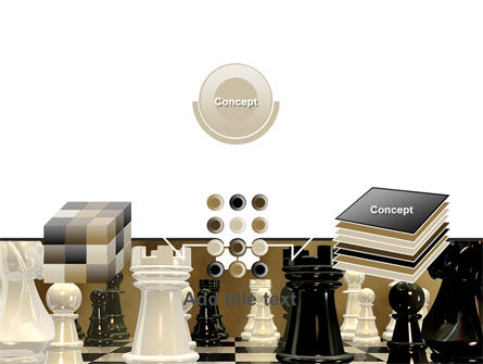 Chess Figures PowerPoint Template Slide 19