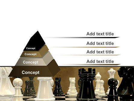 Chess Figures PowerPoint Template Slide 4