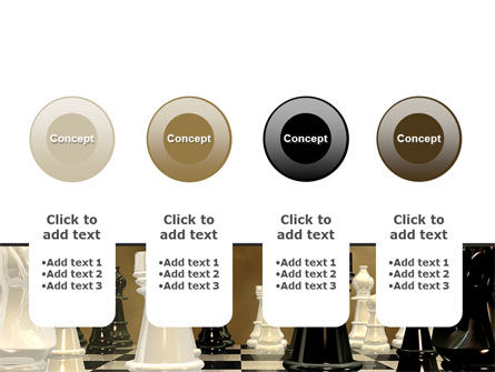 Chess Figures PowerPoint Template Slide 5