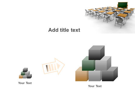 Class Room PowerPoint Template Slide 13