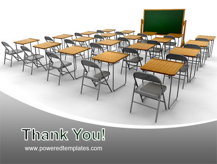 Class Room PowerPoint Template Slide 20