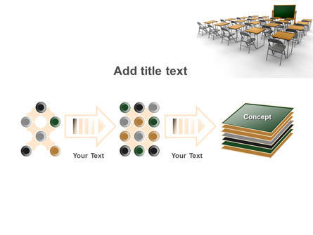 Class Room PowerPoint Template Slide 9